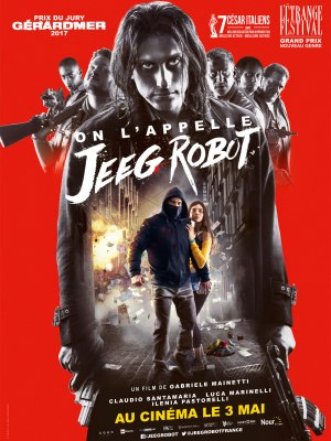 On l'appelle Jeeg Robot