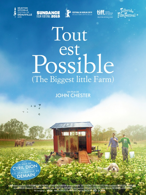 Tout est possible (The biggest little farm)